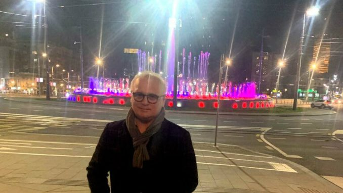 Vesić: Srpska zastava i himna sa Fontane na Slaviji kao podrška medicinskim radnicima 4