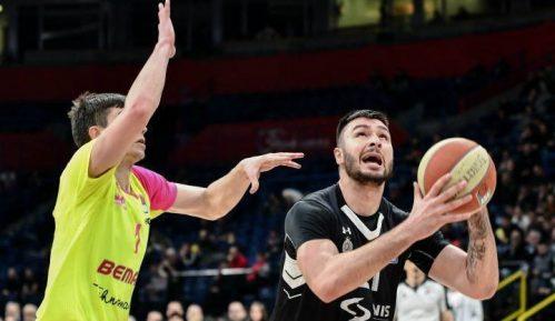 Partizan potvrdio prvo mesto u regularnom delu ABA lige 6