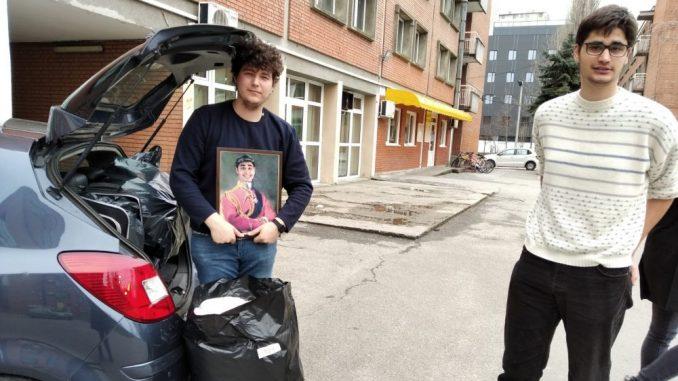 """Prazan studentski dom """"Slobodan Bajić"""" u Novom Sadu 5"""