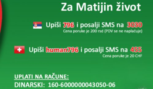 Humanitarna pomoć za Matiju Božića 11
