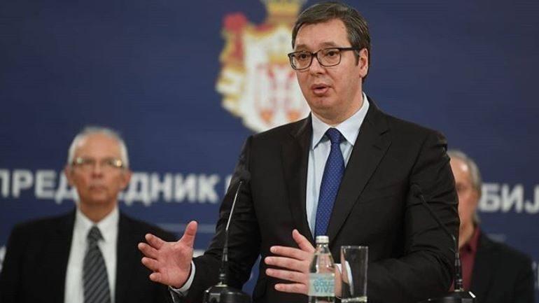 Vučić: Zabranjeni skupovi u zatvorenom prostoru 2