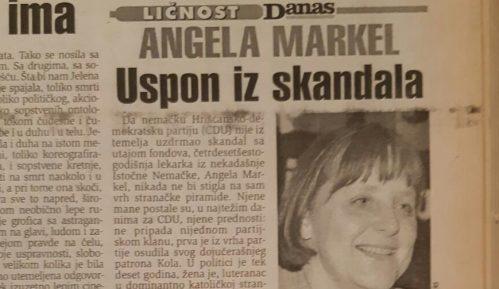 Kako je počeo uspon Angele Merkel pre 20 godina? 11