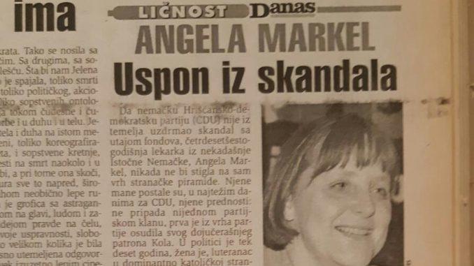 Kako je počeo uspon Angele Merkel pre 20 godina? 3
