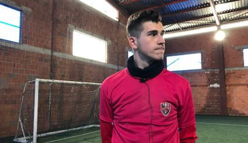 Ilija Ivić: Moje je da igram fudbal, politika me uopšte ne zanima (VIDEO) 12