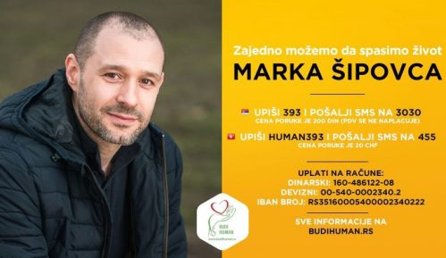 Marko je poslednjim avionom otišao u Ameriku kako bi ozdravio, ali se isprečila korona, pomozimo mu 15
