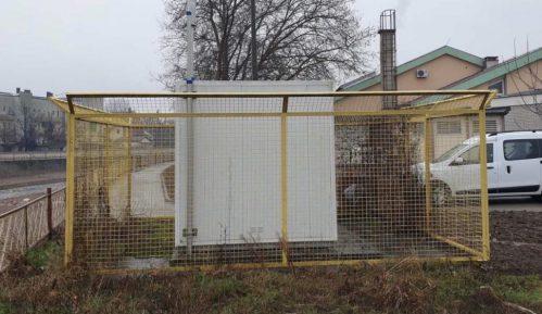 Paraćin: Stanica za merenje kvaliteta vazduha proradila posle šest godina 8