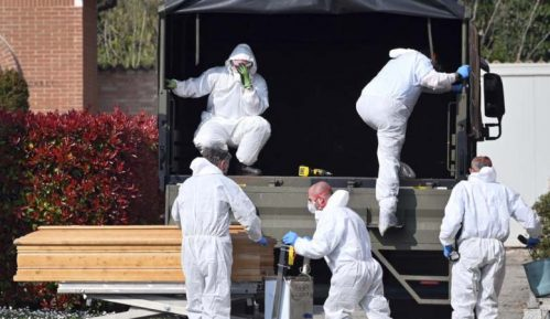 Italija se nada da virus usporava, plaši se jačeg napada na jug 10