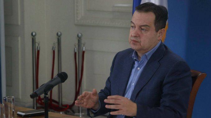 Dačić i Dimitrov razgovarali o daljem ublažavanju restriktivnih mera u Srbiji i Severnoj Makedoniji 2