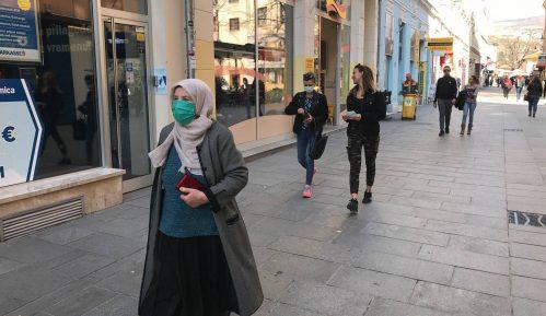 Dva osobe umrle od korona virusa u BiH, broj preminulih porastao na 57 15
