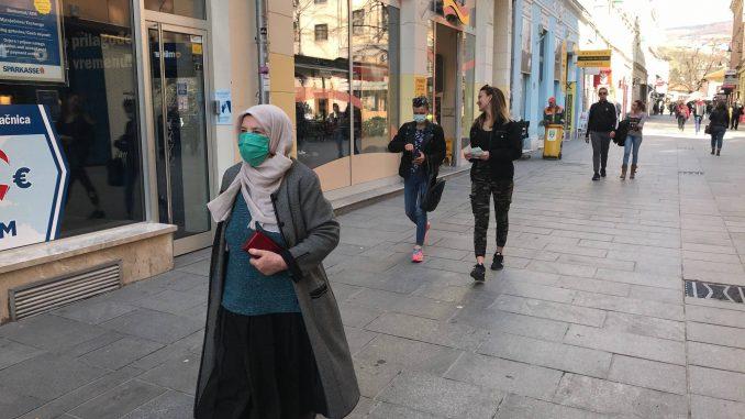 U BiH više od 300 novozaraženih korona virusom 2