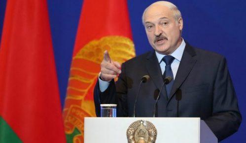 EU uvela sankcije Lukašenku i njegovom sinu 14