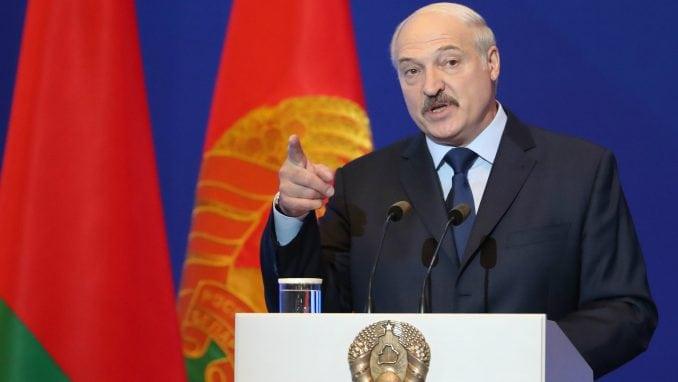 EU uvela sankcije Lukašenku i njegovom sinu 1