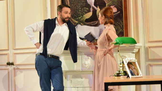 """Veliko interesovanje za predstavu """"Monsieur Chasse ili Idemo u lov"""" teatra Zoran Radmilović 3"""
