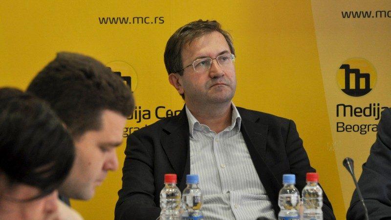 Arsić: U periodu april - jun treba očekivati dvocifren pad BDP Srbije 9
