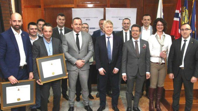 Misija OEBS-a u Srbiji podržava unapređenje u borbi protiv korupcije 1