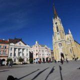 Učestali napadi na Jevreje u Novom Sadu, antisemitska poruka i na pločniku 15