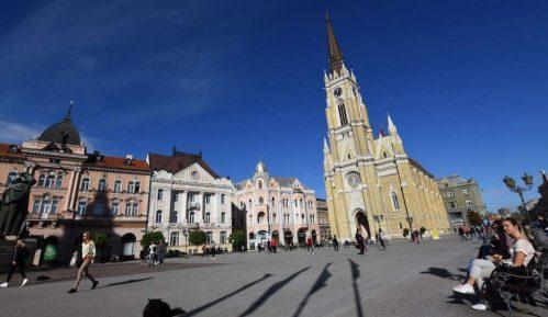 Učestali napadi na Jevreje u Novom Sadu, antisemitska poruka i na pločniku 13