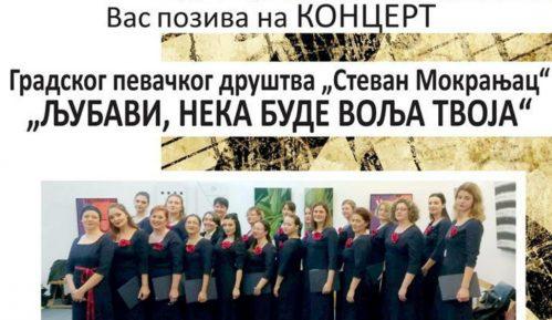 "Besplatan koncert Gradskog pevačkog društva ""Stevan Mokranjac"" u Zaječaru 4"