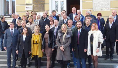 Koalicija SPS i JS u Užicu predala odborničku listu 15