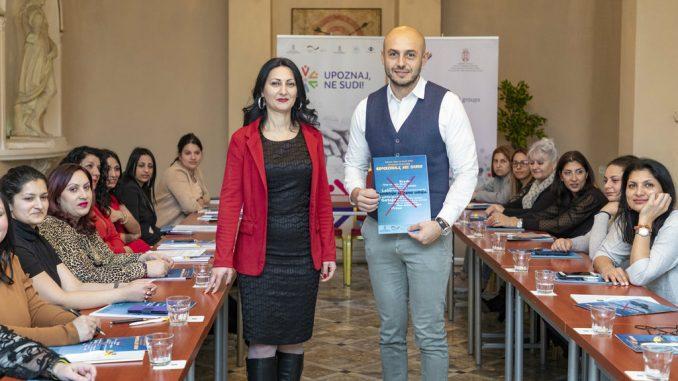 """Počinje kampanja """"Rana udaja nije deo romske kulture – Upoznaj ne sudi"""" 5"""