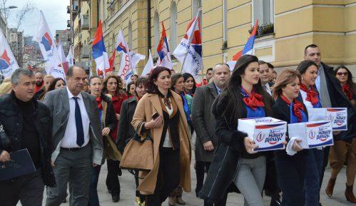 Koaliciju oko SNS u Užicu predvodiJelena Raković Radivojević 11