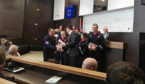 Nagrađeni najbolji poverenici civilne zaštite u Kraljevu 15