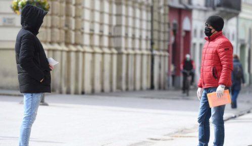 Najmanji odziv birača u Novom Sadu od 1990. godine 9