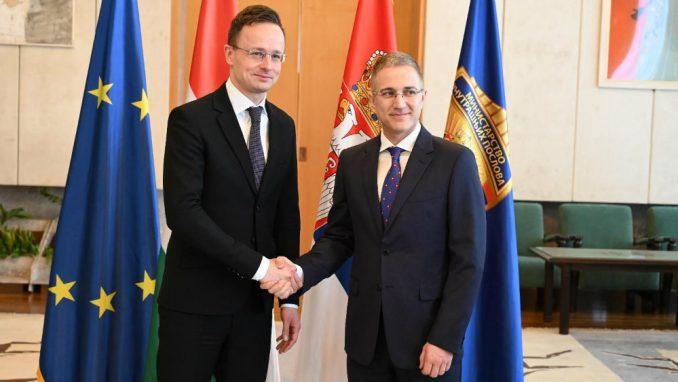 Stefanović i Sijarto: Iako u obe zemlje nema korona virusa, Srbija i Mađarska prate situaciju 3