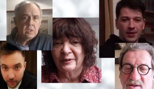 Glumci šalju poruke podrške građanima 5