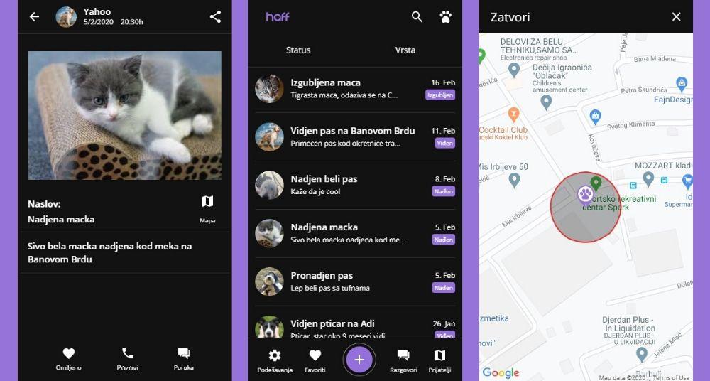 Aplikacija pomaže krznenim drugarima da nađu put do kuće 2