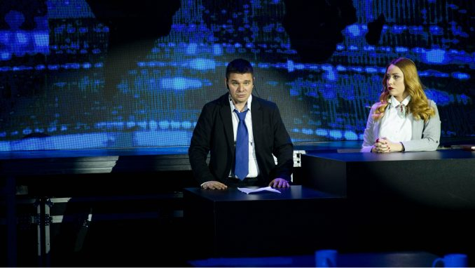 """Predstava """"Urednik"""" izvedena u Kragujevcu za podršku profesionalnom novinarstvu 5"""