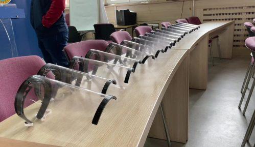 Studenti Mašinskog napravili i donirali 80 zaštitnih vizira medicinskim ustanovama 6