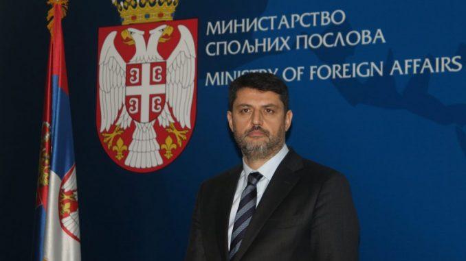 Ambasador Srbije za Crnu Goru se ne povlači sa funkcije 1