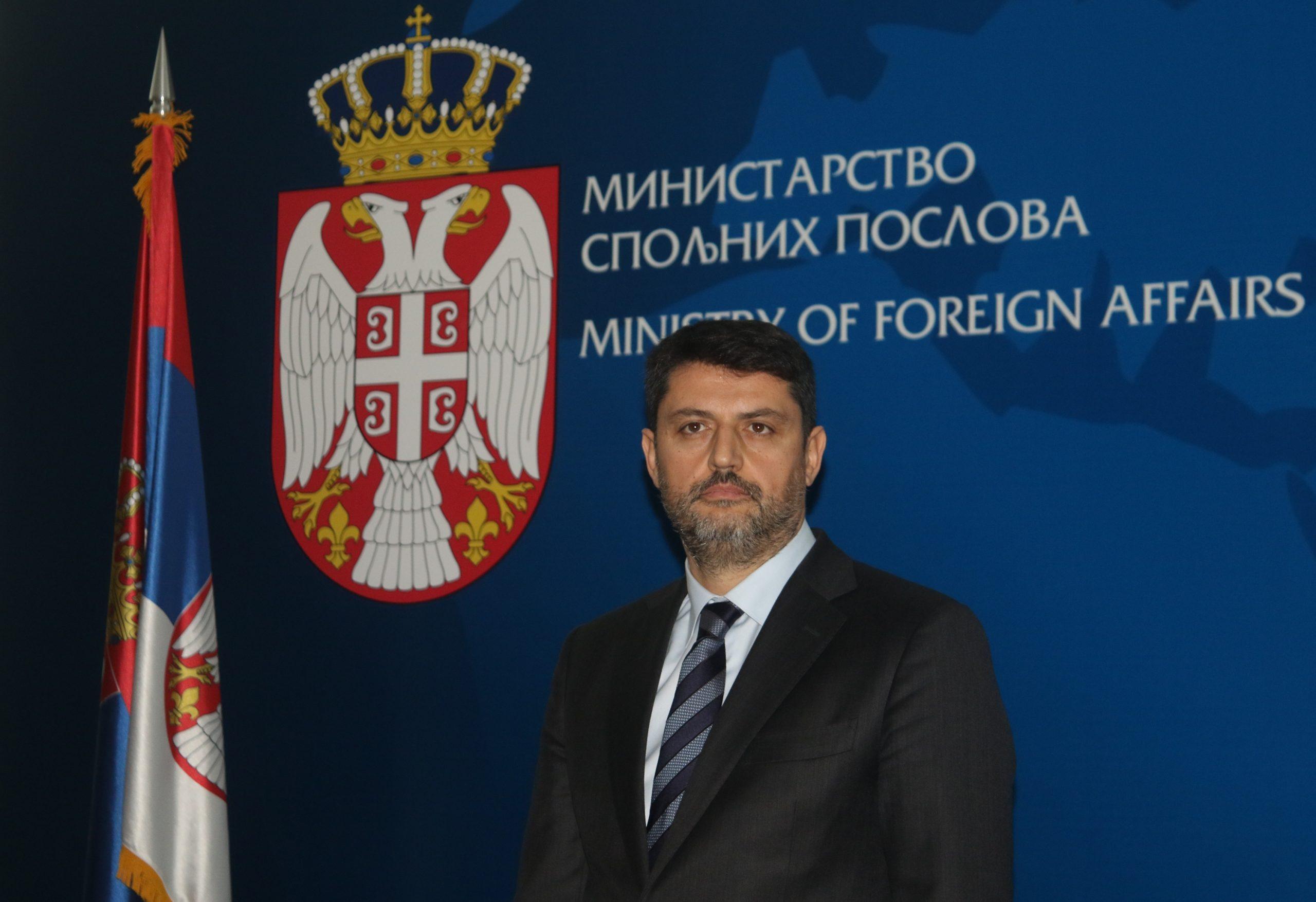 Božović: Još sam ambasador Srbije u Crnoj Gori, funkciju obavljam iz Beograda 1