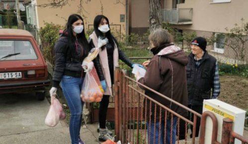 Volonteri Požarevca pomažu najstarijim sugrađanima 9