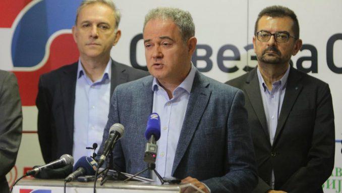 SZS raspisao bojkot izbora 1