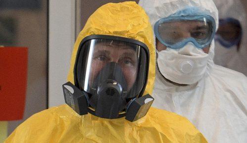 Putin u skafanderu među bolesnima od korona virusa 2