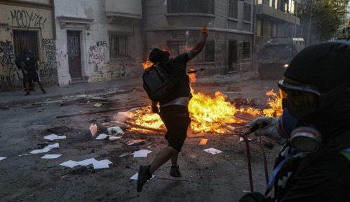 Neredi na protestima u Čileu, za mart najavljeno više demonstracija 7