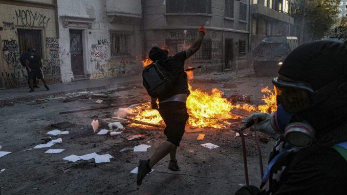 Neredi na protestima u Čileu, za mart najavljeno više demonstracija 2