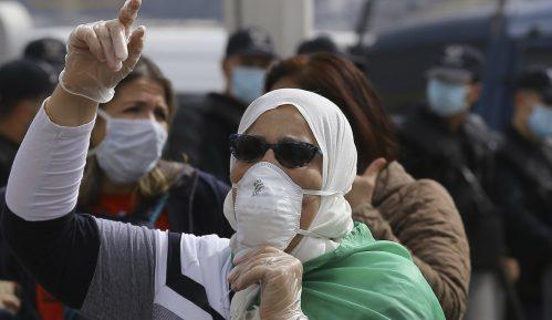 U Alžiru održan 56. protest protiv vlasti 5