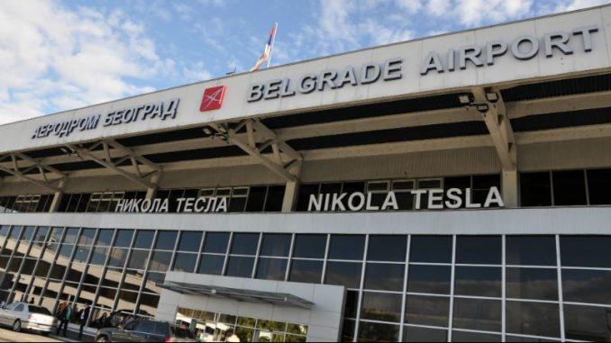 Brokeri: Beogradski aerodrom u drugom kvartalu zabeležio pad broja putnika od 95 odsto 2