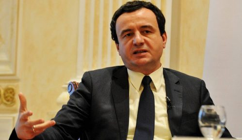 Kurti za dobrosusedske odnose sa Srbijom i Zapadni Balkan u EU 12