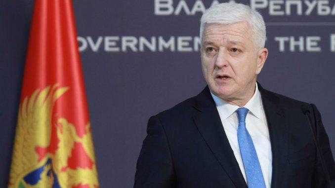 Premijer Marković: Crna Gora izložena brutalnom napadu 2