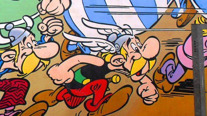 Umro crtač stripova Asteriksa Alber Uderzo 1