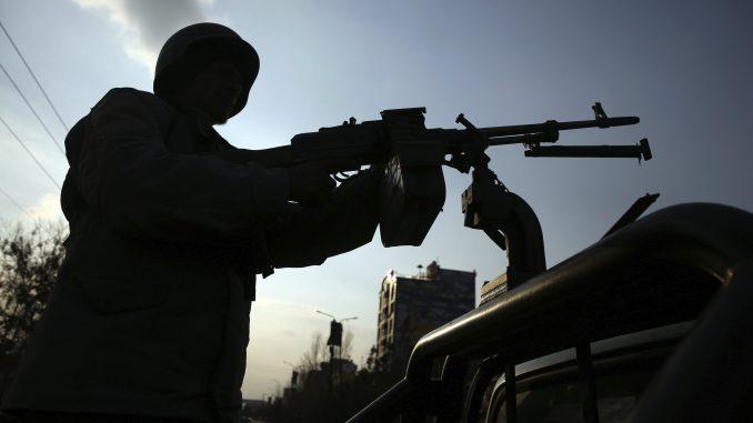 Američka vojska počela povlačenje iz Avganistana 5