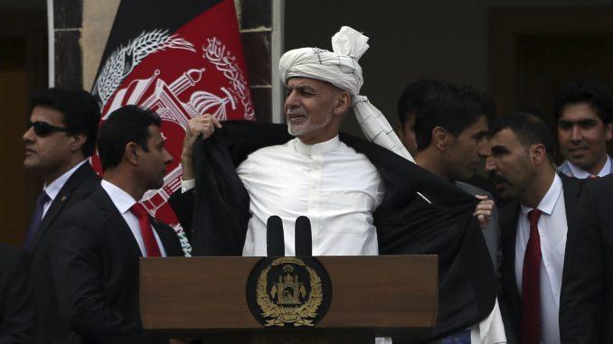 Institucionalna kriza u Avganistanu, Gani i Abdulah se obojica proglasili predsednicima 1