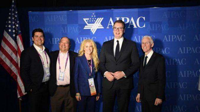 AIPAC: Dvoje zaraženo na konferenciji na kojoj je bio i Vučić 2