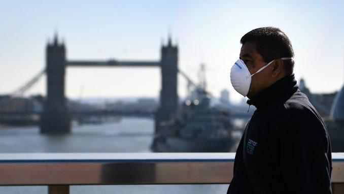 Najgori dan od početka epidemije u Velikoj Britaniji, umrle 563 osobe 1