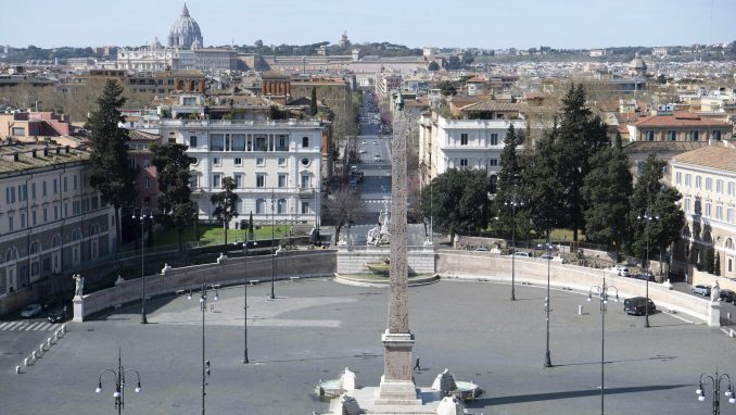 Italija: Odobreno prećenje kontakata zaraženih korona virusom preko aplikacije 3