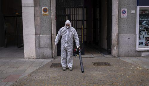 Drugi dan sa preko 900 umrlih od korona virusa u Španiji 1